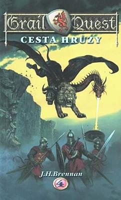Grail Quest 4: Cesta hrůzy