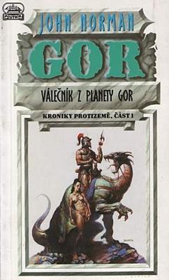 Kroniky Protizemě 01: Válečník z planety Gor