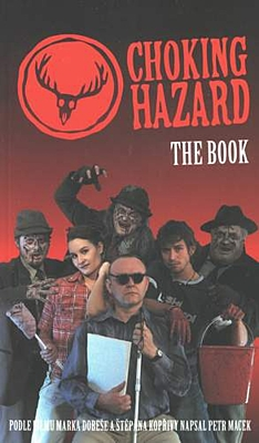 Choking Hazard: The Book (obálka 1)