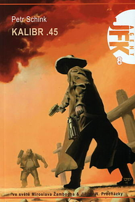 Agent J. F. K. 08: Kalibr .45 (2006)