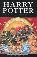 EN - Harry Potter and the Deathly Hallows (hardback)