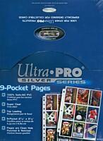 Fólie A4 - Ultra Pro Silver Series - 100ks (81442)