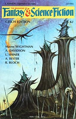 Magazín Fantasy & Science Fiction 1995/02