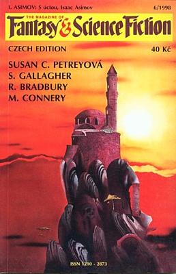 Magazín Fantasy & Science Fiction 1998/06