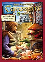 Carcassonne - 2. rozšíření: Kupci a stavitelé