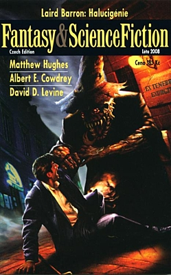 Magazín Fantasy & Science Fiction 2008/02 (Léto)