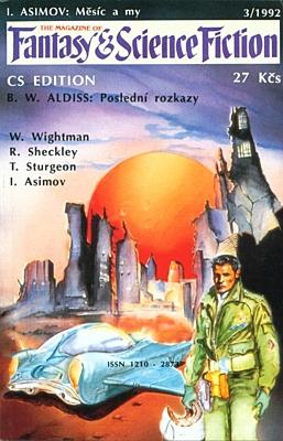 Magazín Fantasy & Science Fiction 1992/03