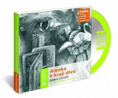Alenka v kraji divů (MP3 CD)