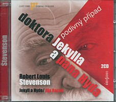 Podivný případ doktora Jekylla a pana Hyda (2 CD)