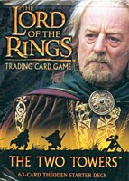 LOTR TCG - The Two Towers Starter Deck: Theoden