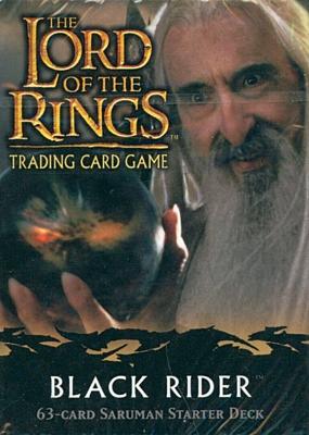 LOTR TCG - Black Rider Starter Deck: Saruman