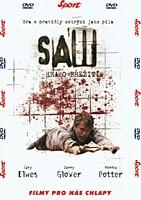 DVD - Saw 1: Hra o přežití