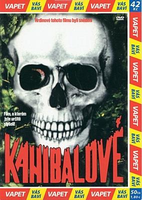 DVD - Kanibalové
