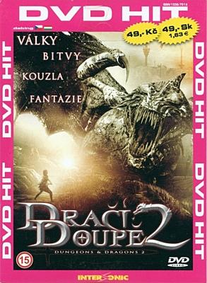 DVD - Dračí doupě 2