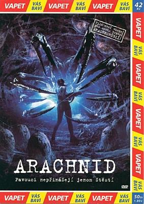 DVD - Arachnid