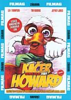 DVD - Kačer Howard