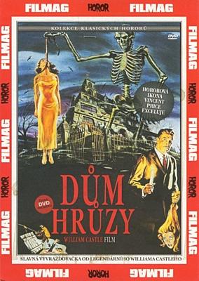 DVD - Dům hrůzy