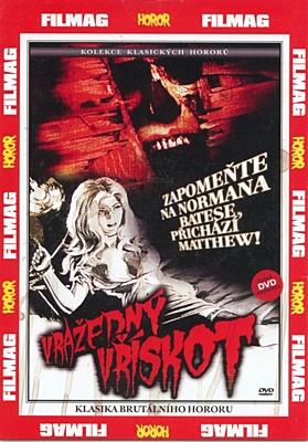 DVD - Vražedný vřískot