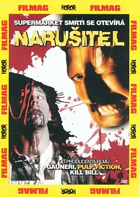 DVD - Narušitel