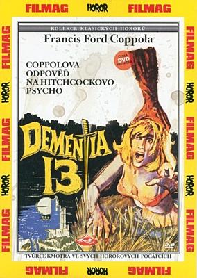 DVD - Dementia 13