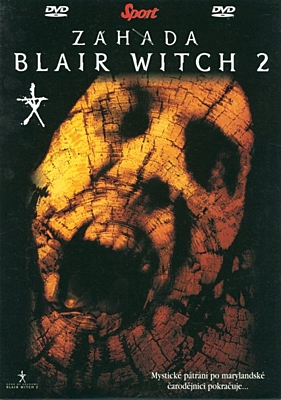 DVD - Záhada Blair Witch 2