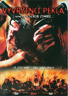 DVD - Vyvrženci pekla