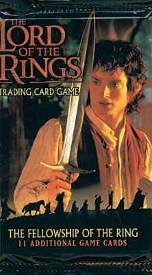 LOTR TCG - The Fellowship of the Ring Booster