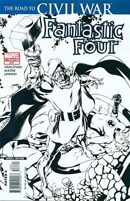 EN - Fantastic Four (1998 3rd Series) #537B