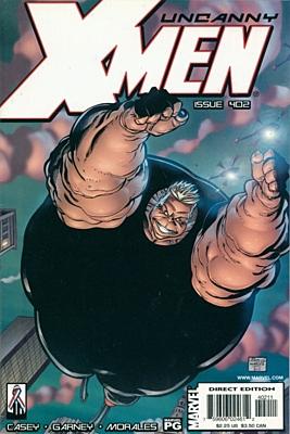 EN - Uncanny X-Men (1963) #402
