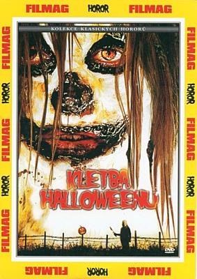 DVD - Kletba Halloweenu