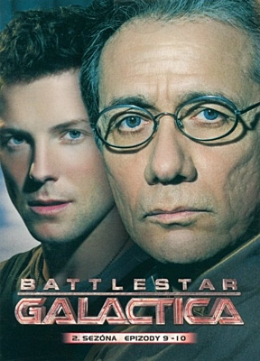 DVD - Battlestar Galactica - Disk 12 (sezóna 2, epizody 09-10)