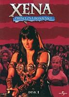 DVD - Xena: Princezna bojovnice - Disk 01 (sezóna 1, epizody 01-04)