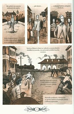 Podivuhodný příběh Benjamina Buttona (komiks)