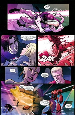 EN - Avengers: The Initiative, Vol. 1: Basic Training (hardcover)