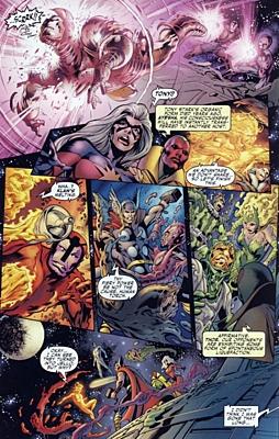 EN - Fantastic Four: The End (hardcover)