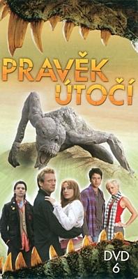 DVD - Pravěk útočí - Disk 6