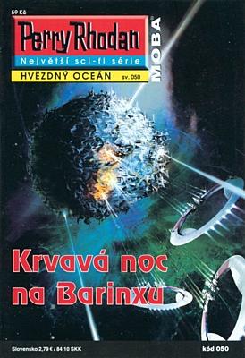 Perry Rhodan - Hvězdný oceán 050: Krvavá noc na Barinxu