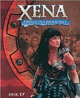 DVD - Xena: Princezna bojovnice - Disk 17 (sezóna 2, epizody 13-14)