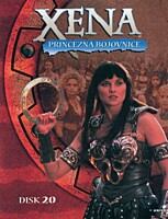 DVD - Xena: Princezna bojovnice - Disk 20 (sezóna 2, epizody 19-20)