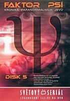 DVD - Faktor Psí - Disk 05