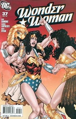 EN - Wonder Woman (2006 3rd Series) #037