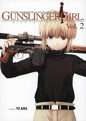 EN - Gunslinger Girl, Vol. 2