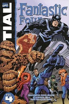 EN - Essential Fantastic Four Vol. 4 TPB
