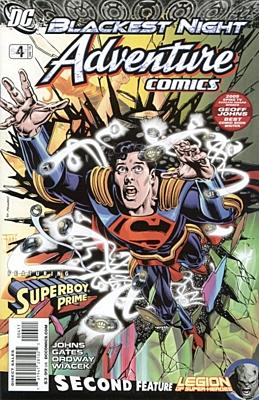 EN - Adventure Comics (2009 2nd Series) #004