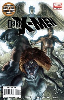 EN - Dark X-Men (2009) #1