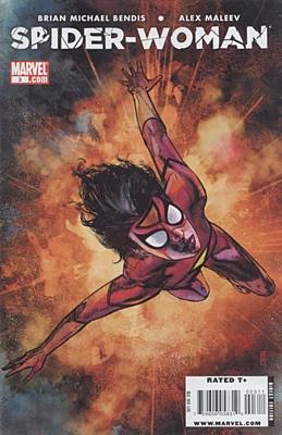 EN - Spider-Woman (2009 4th Series) #3