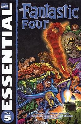 EN - Essential Fantastic Four Vol. 5 TPB