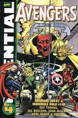 EN - Essential Avengers, Vol. 4