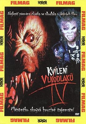 DVD - Kvílení vlkodlaků 4