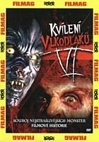 DVD - Kvílení vlkodlaků 6